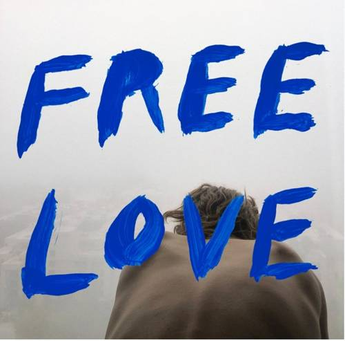 Free Love [Indie Exclusive Limited Edition Sky Blue Opaque LP]