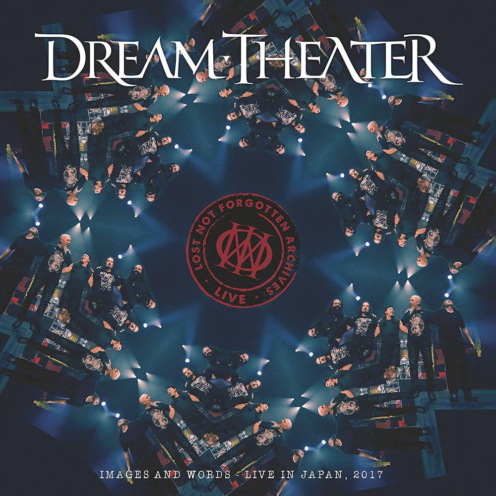 Dream Theater - Lost Not Forgotten Archives: Images and Words - Live in Japan, 2017 [2LP+CD]