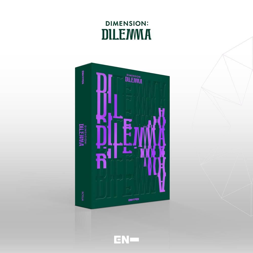 ENHYPEN - DIMENSION : DILEMMA [SCYLLA version]