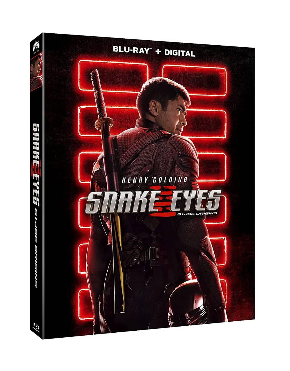 G.I. Joe - Snake Eyes: G.I. Joe Origins