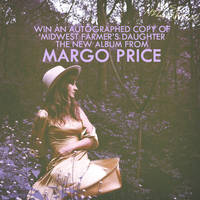 Win an autographed copy of Margo Price's album, 'Midwest Farmer's Daughter'