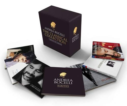 The Complete Classical Albums [Box Set]