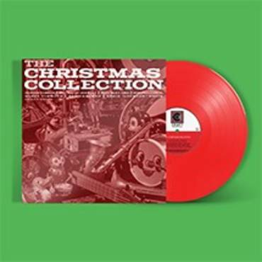 The Christmas Collection - Prestige [Indie Exclusive Limited Edition Translucent Red Vinyl]