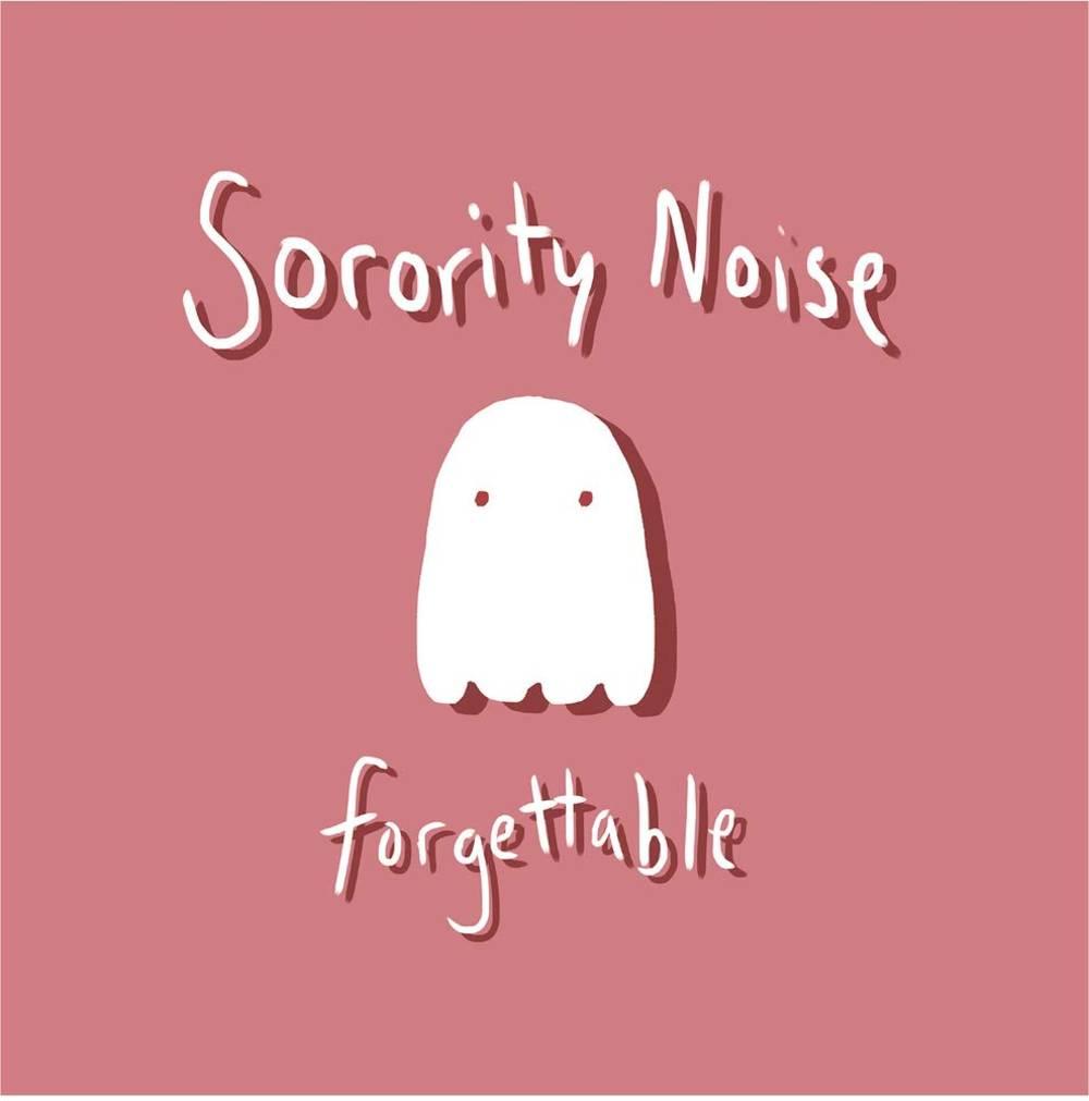 Sorority Noise - Forgettable [Transparent Purple LP]