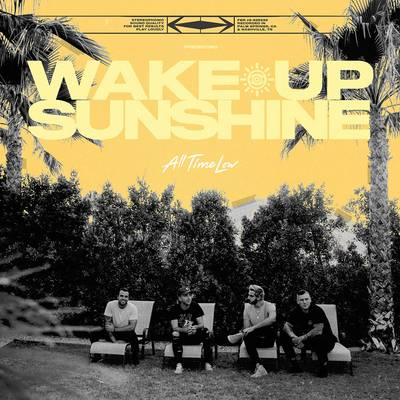 All Time Low - Wake Up, Sunshine [LP]