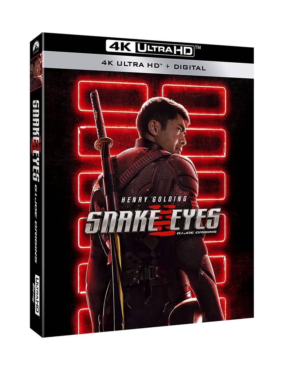 G.I. Joe - Snake Eyes: G.I. Joe Origins [4K]