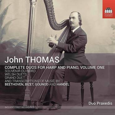 Complete Duos Harp & Piano 1
