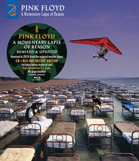 Pink Floyd - A Momentary Lapse Of Reason: Remixed & Updated [Deluxe CD/Blu-ray]
