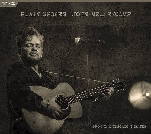Plain Spoken From The Chicago Theatre [CD/DVD]