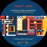 "Wynton Marsalis Septet - ""Night Life"" b/w ""I'm Gonna Find Another You"""