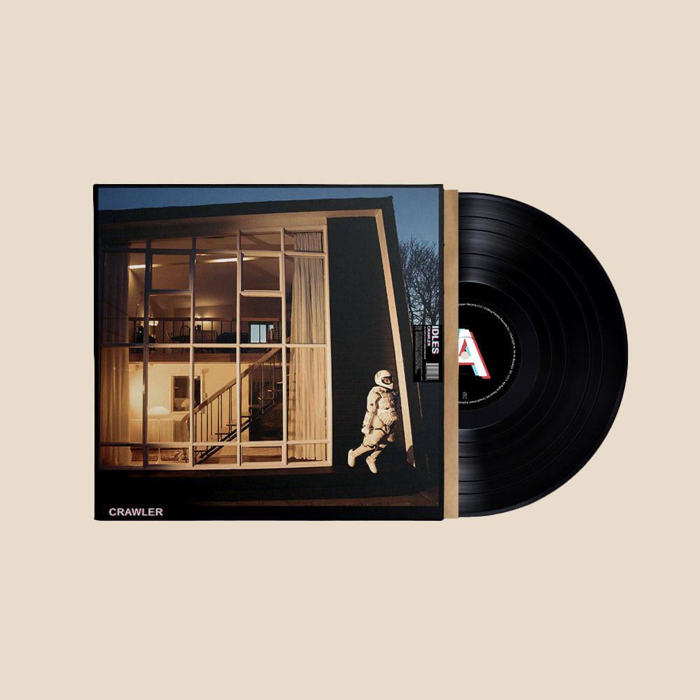 IDLES - Crawler [Black LP]
