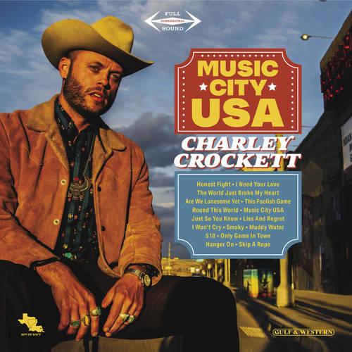 Charley Crockett - Music City USA [2LP]