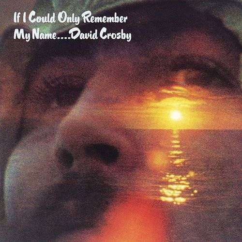 If I Could Only Remember My Name [Import]