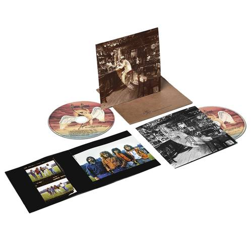 In Through The Out Door: Remastered Deluxe Edition [2CD]