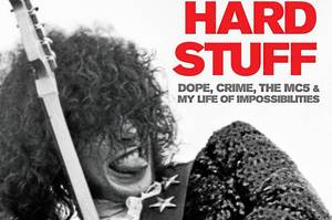 Win an autographed copy of The Hard Stuff by Wayne Kramer (MC5)