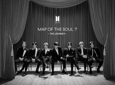 MAP OF THE SOUL: 7 – THE JOURNEY [Limited Edition CD/Blu-ray] [Ver. A]