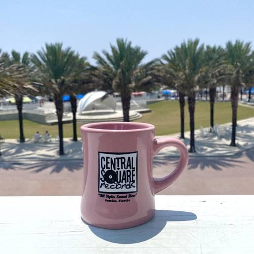 CSR Merch - PINK COFFEE MUG