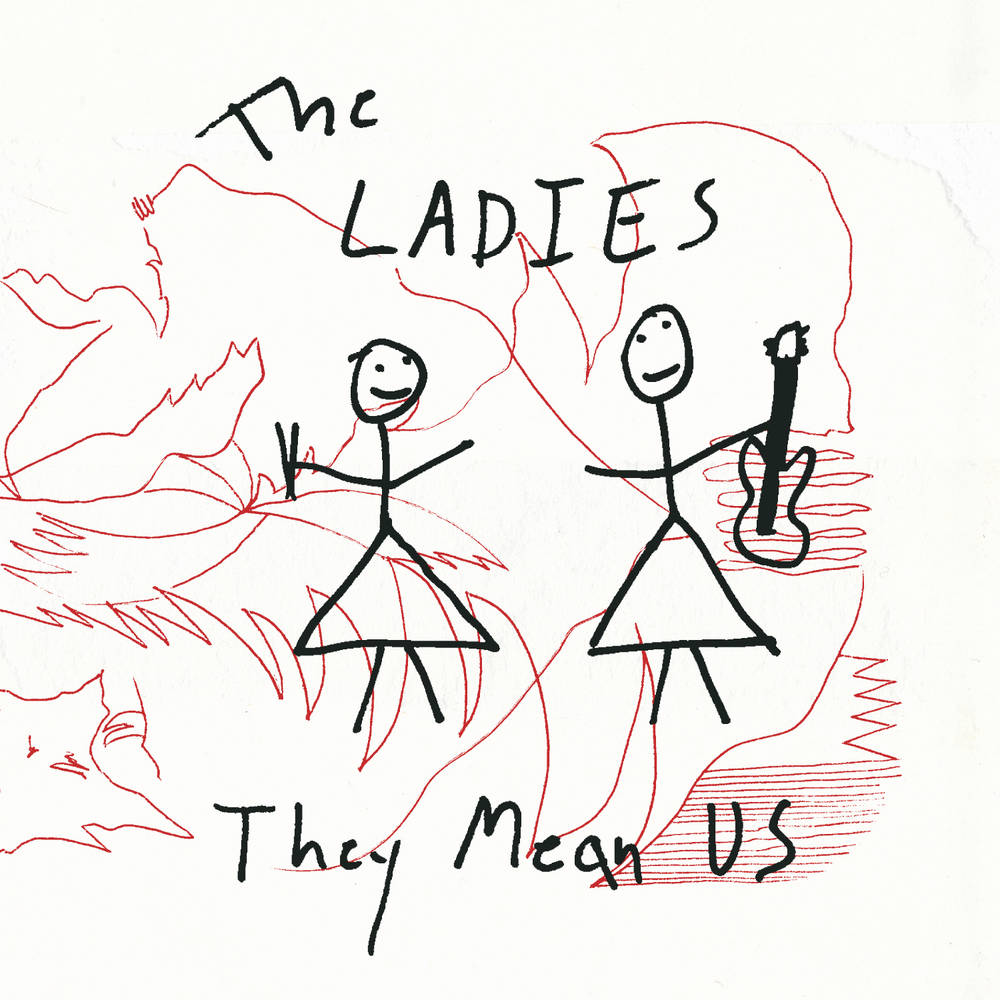 The Ladies - They Mean Us [Limited Edition Randomized Mystery Vinyl LP]