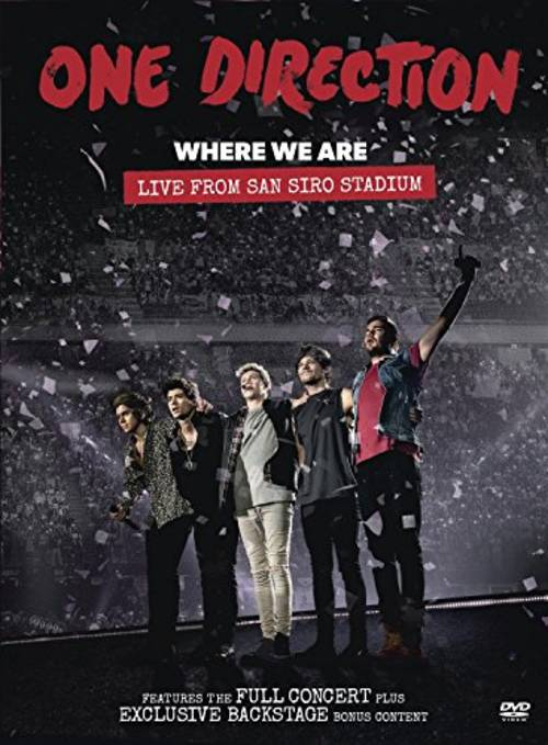 One Direction: 'Where We Are' Live from San Siro Stadium