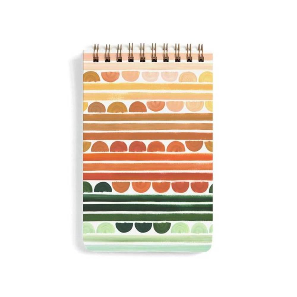 Notebook - [Large] Sienna Hills Spiral