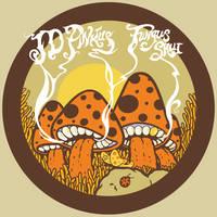 JD Pinkus - Fungus Shui [Spore Splatter LP]