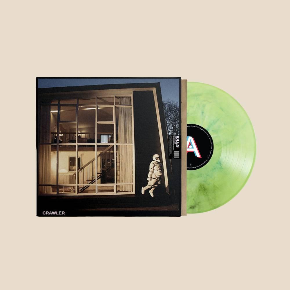 IDLES - Crawler [Eco/Random Color LP]