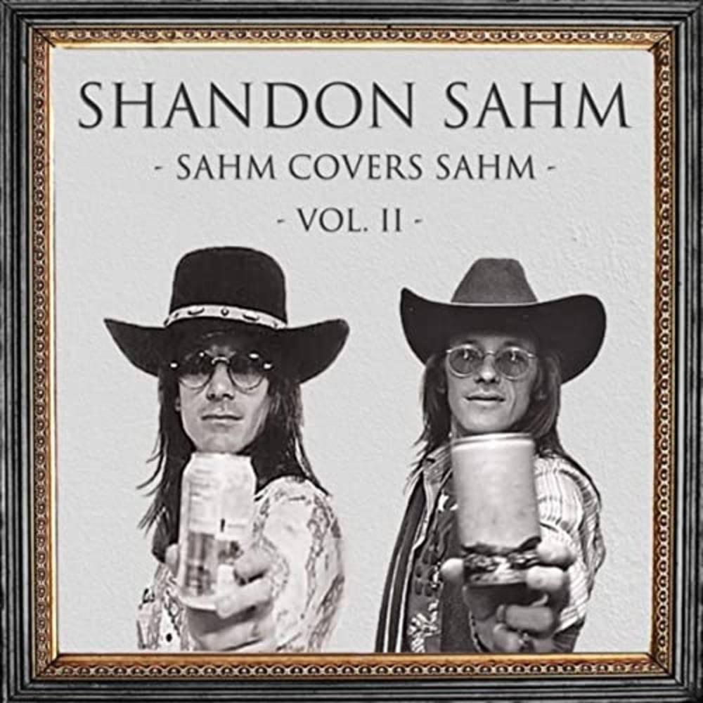 Shandon Sahm - Sahm Covers Sahm Vol. II