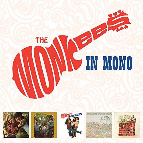 The Monkees In Mono [Limited Edition Box Set]