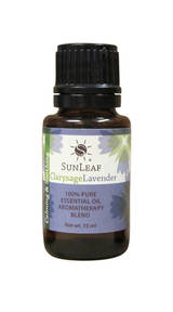 Oils - Clarysage Lavender 100% Pure Essential Oil Aromatherapy Blend