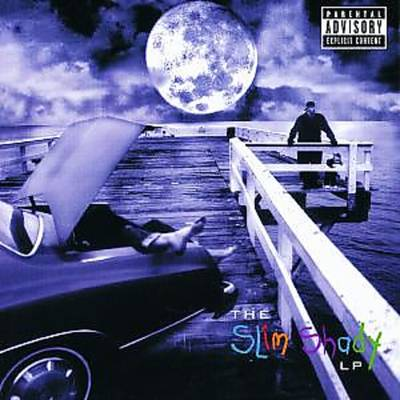 Eminem - The Slim Shady LP [LP]