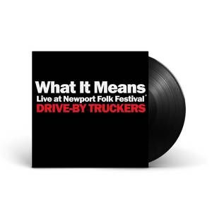 What It Means Live At Newport Folk Festival b/w The Perilous Night [Vinyl Single]