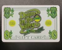 Down In The Valley - Down In The Valley - Gift Card