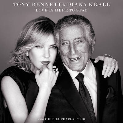 Tony Bennett & Diana Krall - Love Is Here To Stay [LP]