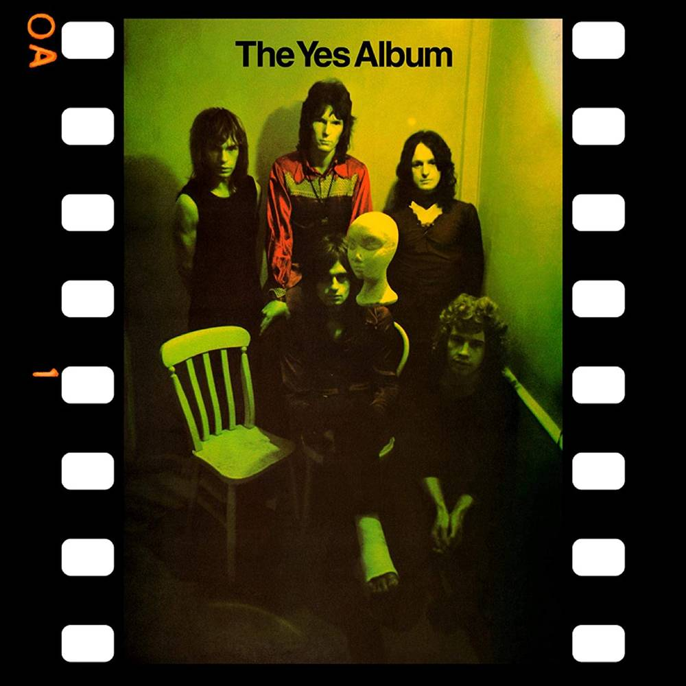 Yes - The Yes Album [Limited Edition 180 Gram Audiophile Vinyl 45rpm 2 LP Box Set]