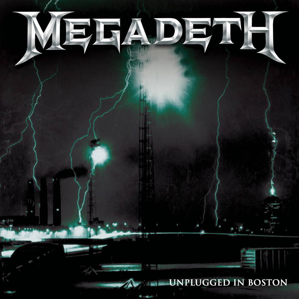 Megadeth - Unplugged In Boston [Metallic Silver LP]
