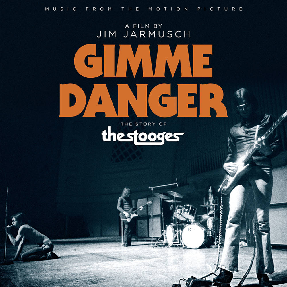 Various Artists - Gimme Danger: Music From The Motion Picture [Rocktober 2021 Ultra Clear LP]