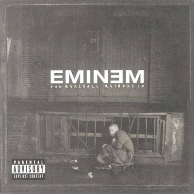Eminem - The Marshall Mathers LP [LP]