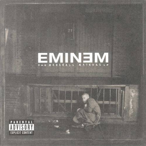 The Marshall Mathers LP [LP]