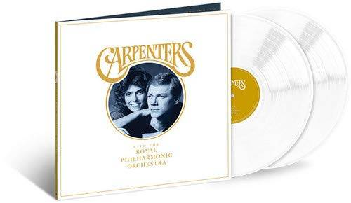 Carpenters With The Royal Philharmonic Orchestra [Limited Edition White 2LP]