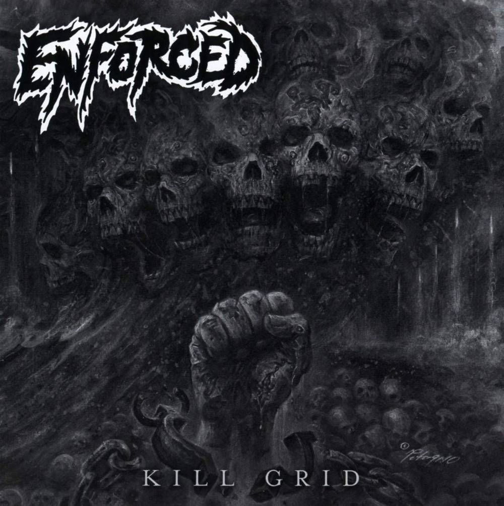 Enforced - Kill Grid [LP]