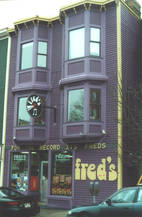 Fred's Records