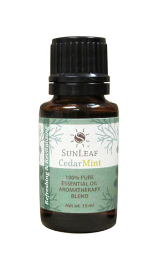 Cedar Mint 100% Pure Essential Oil Aromatherapy Blend