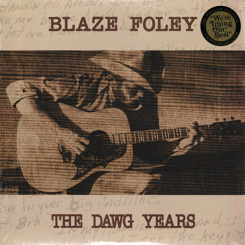 Blaze Foley - The Dawg Years