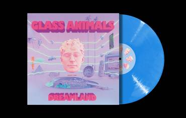 Dreamland [Indie Exclusive Limited Edition Blue LP]