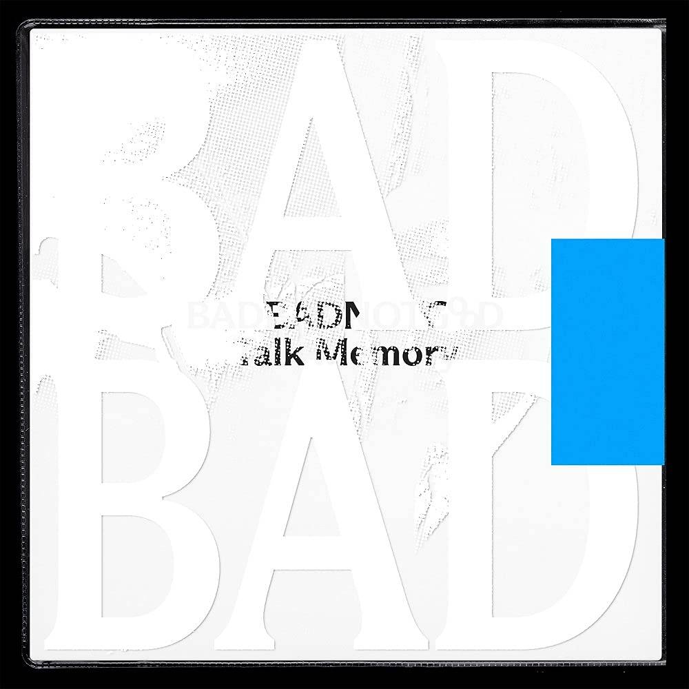 Badbadnotgood - Talk Memory [Indie Exclusive Limited Edition White 2LP]