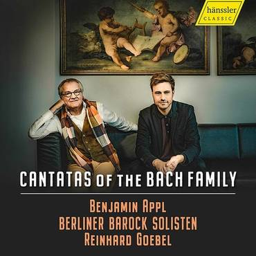 Cantatas Of The Bach Family / Various