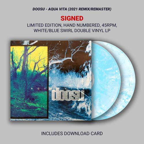Doosu - Aqua Vita - Limited Edition, Signed