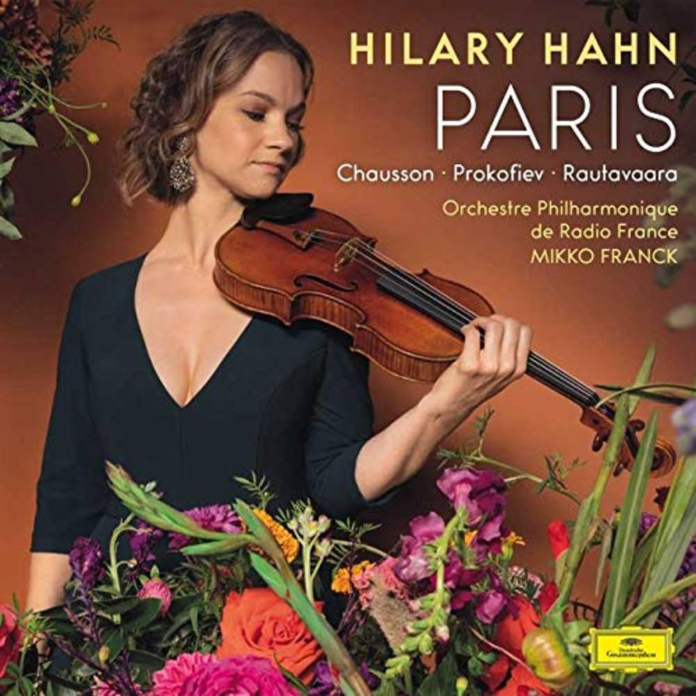 Hilary Hahn/Mikko Franck/Orchestre Philharmonique de Radio France - Paris [2 LP]