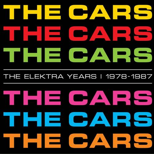 The Elektra Years 1978 - 1987 [Limited Edition 6LP Colored Vinyl Box Set]