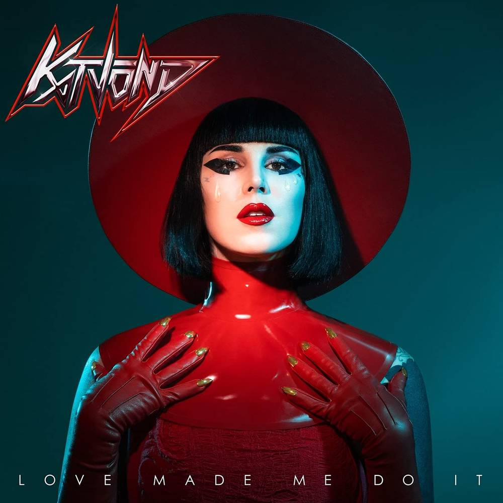 Kat Von D - Love Made Me Do It [LP]
